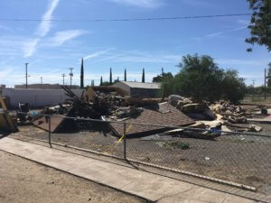 Debris Removal Insurance Coverage in Safford, AZ